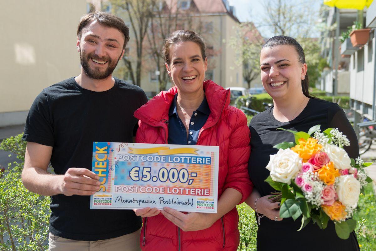 Deutsche Post Cod Lotterie