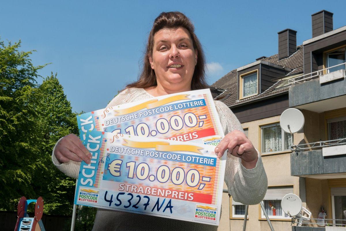 Postcode-Lotterie Gewinnchancen