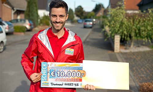 Post Cod Lotterie