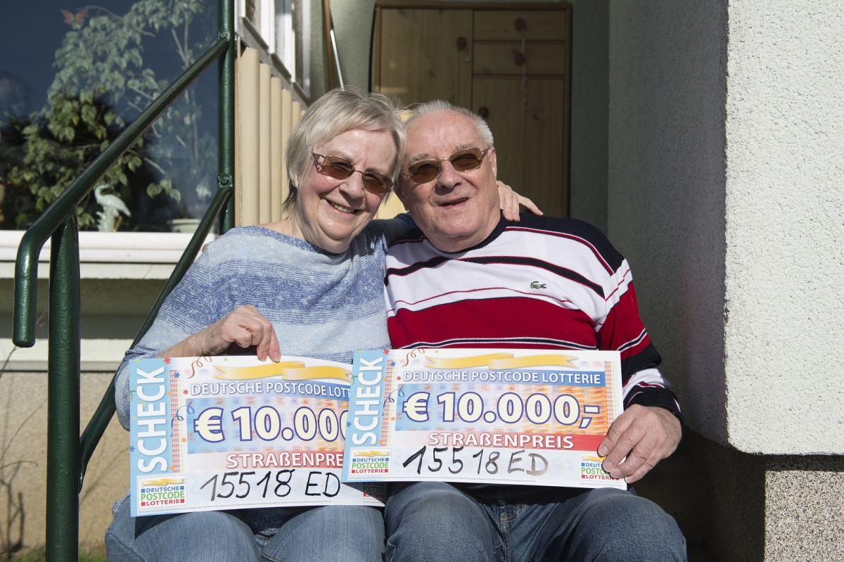 Postcode.De Lotterie