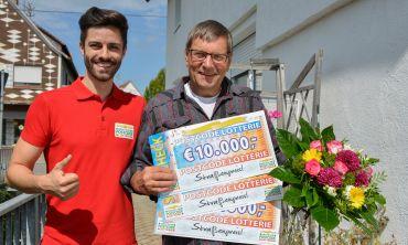 Postcode lotterie gewinnen