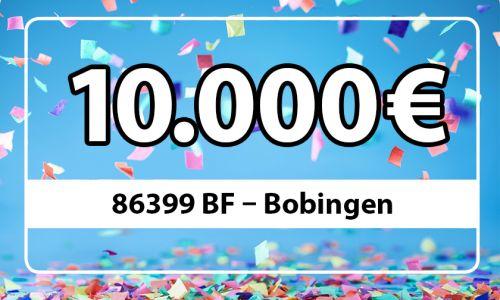 21 april 2018 86399 bf bobingen bayern deutsche postcode lotterie. Black Bedroom Furniture Sets. Home Design Ideas