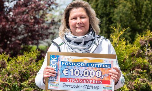 Postcode Lotterie Ziehung
