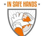 Logo in safe hands
